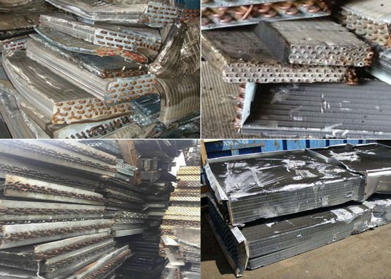 AC Radiator Recycling & Processing