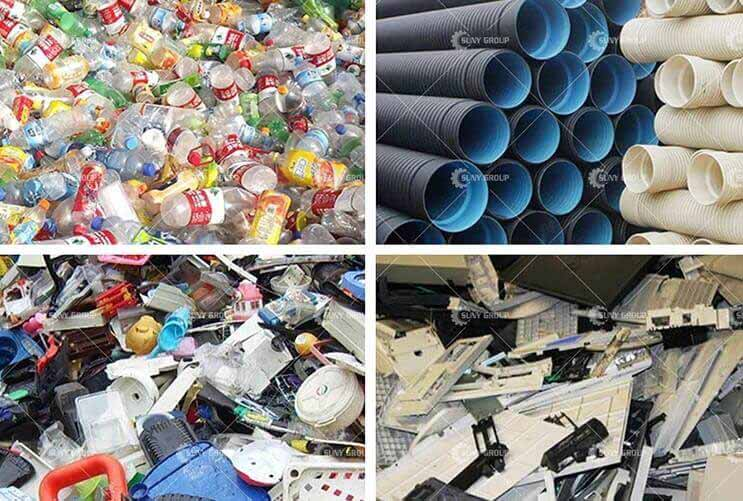 Waste Plastics Recycling & Processing