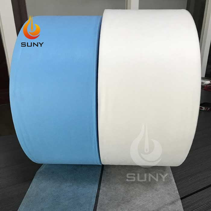 Spunbond Non Woven Fabric Manufacture Nonwoven Fabrics for Face Mask